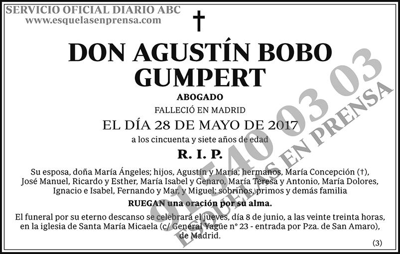 Agustín Bobo Gumpert